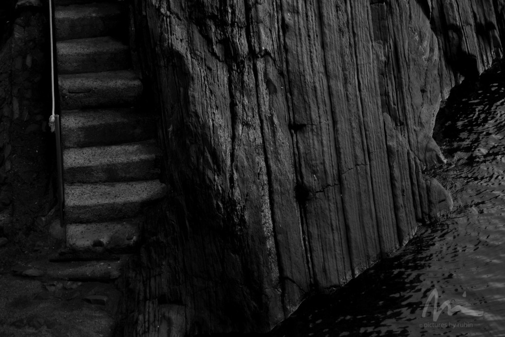 Steps to the Sea, Manarola