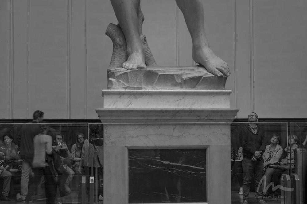 David, Galleria dell'Accademia, Florence