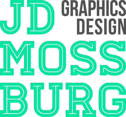 JD MOSSBURG | GRAPHICS + DESIGN