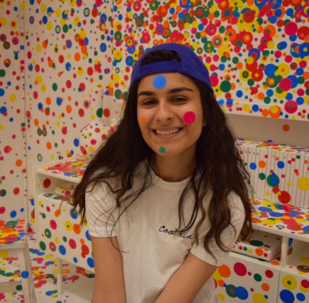"IDA ADIBI ,  Director of Volunteers   COL 2019   Hometown:  Charlotte, NC   Favorite Quote:  ""I've realized that I'm probably just perfect and it's everyone else around me that's got issues"" -Scott Disick   How do you OWN IT?  I own it by working to create the change I envision, being present for the people I love, keepin' it fun & flirty, and eating more mashed potatoes that any individual should!"