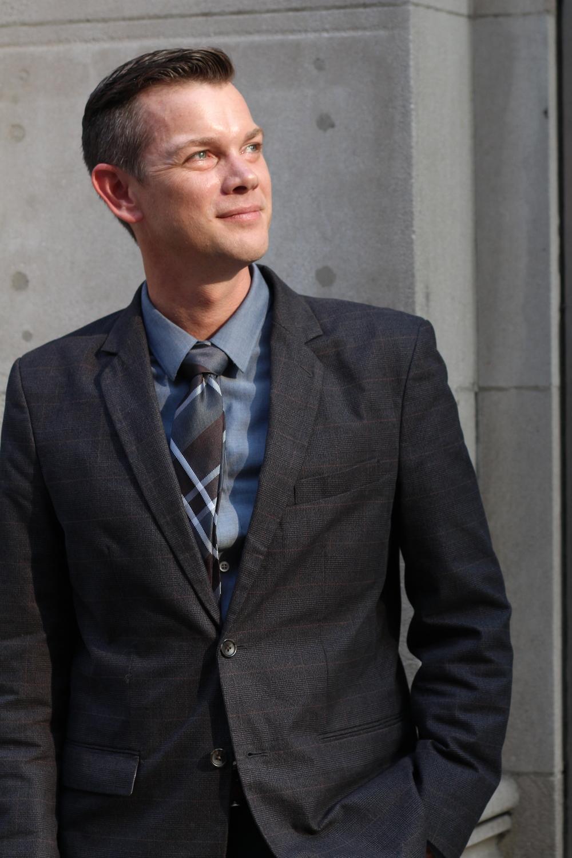MICHAEL KUHN - SENIOR STYLIST - YEARS PRO: 19