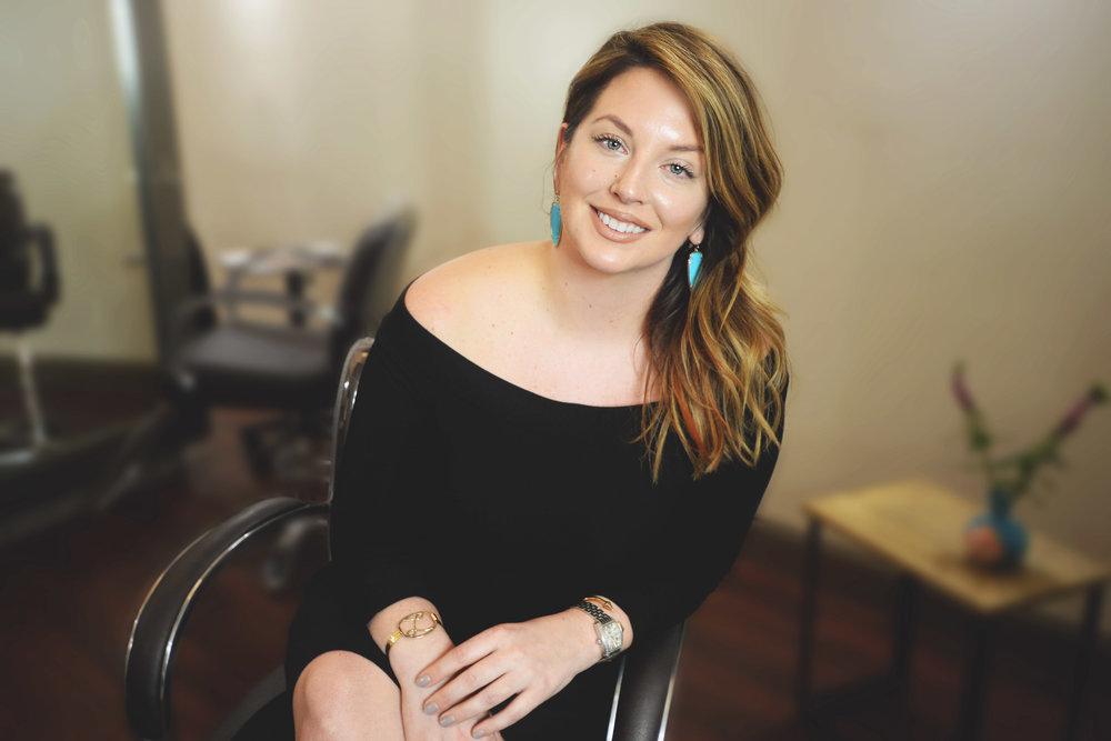 LEANNA GAVIN: SENIOR STYLIST - YEARS PRO 8