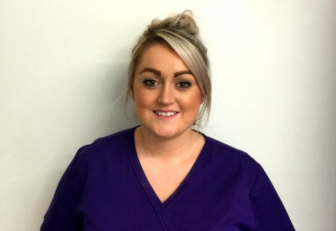 Laura   - Senior Dental Nurse/Receptionist