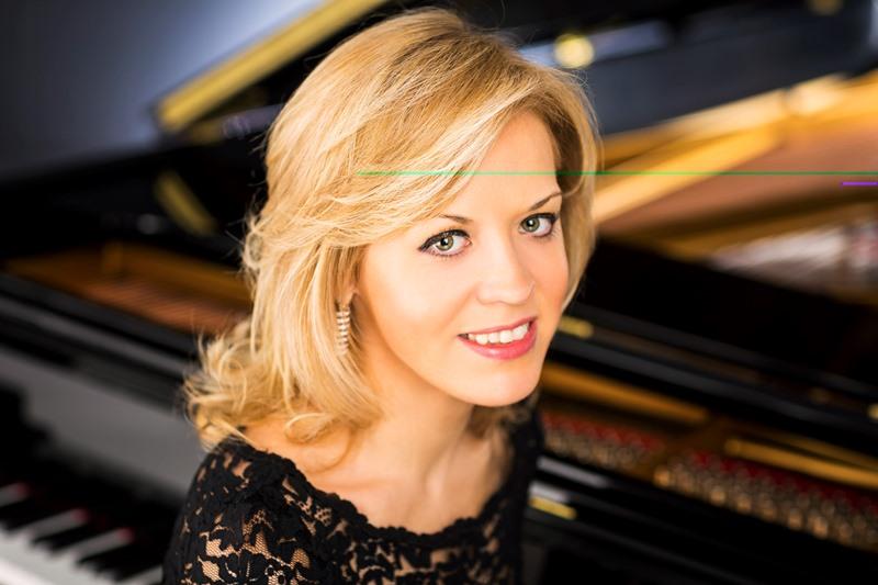 Olga kern, piano