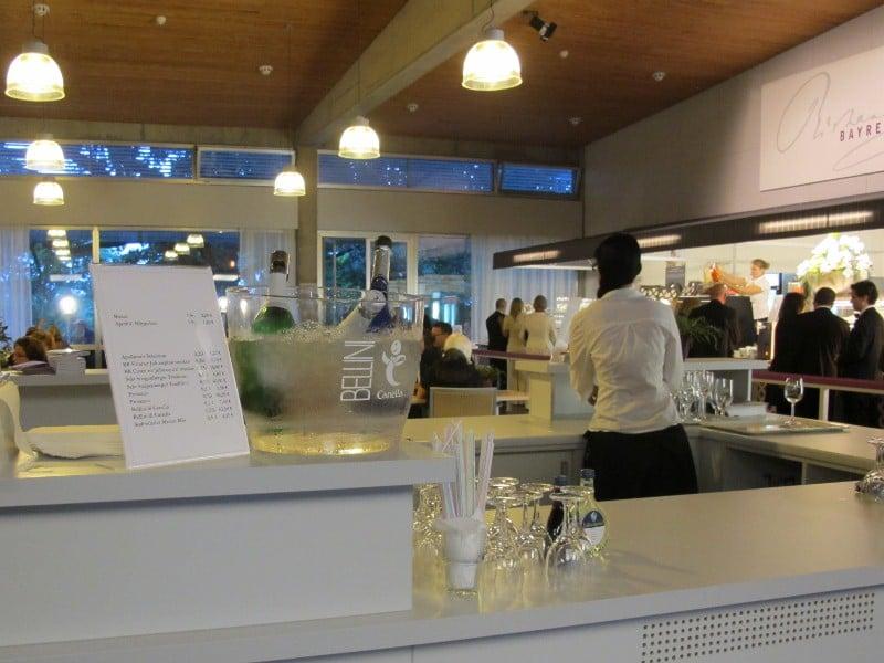 self-service cafeteria