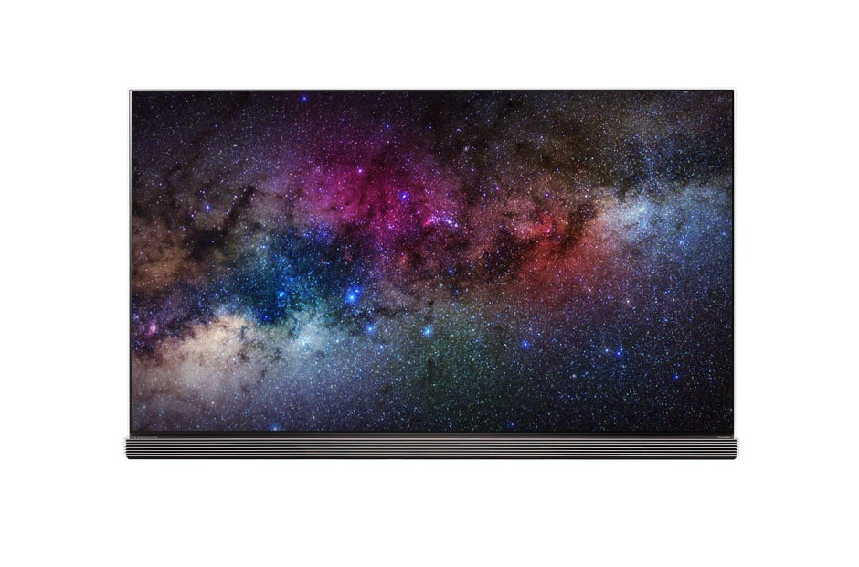 LG G6 Signature Series OLED TV