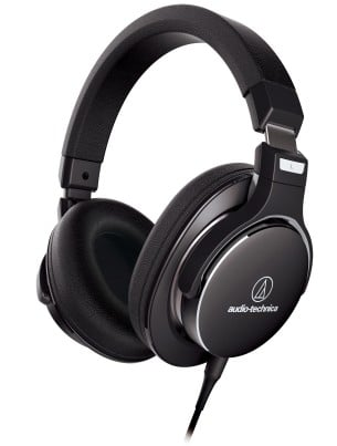 Audio-Technica ATH-MSR7NC Noise-cancellation, $299