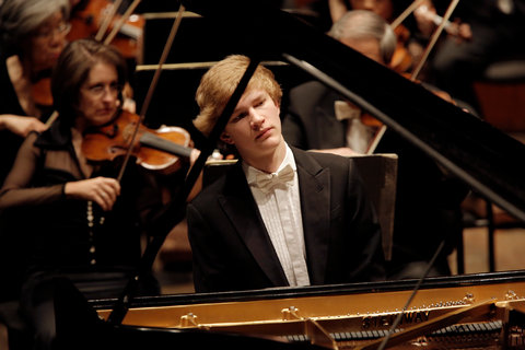 Pianist Jan Lisiecki