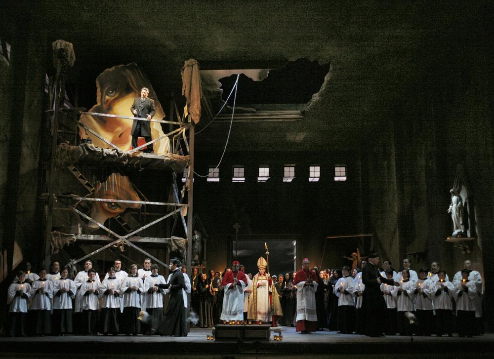 Tosca, L.A.Opera 2013