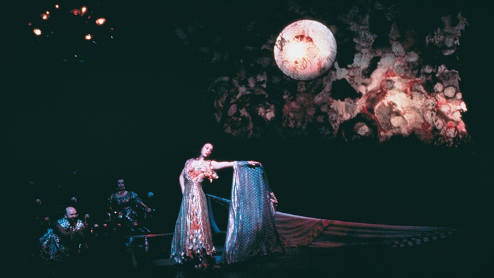 Sir Peter Hall's  Salome