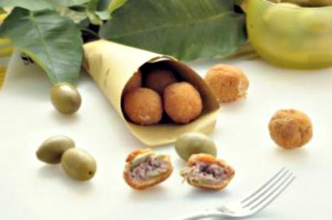 Olive all'ascolana, Ancona