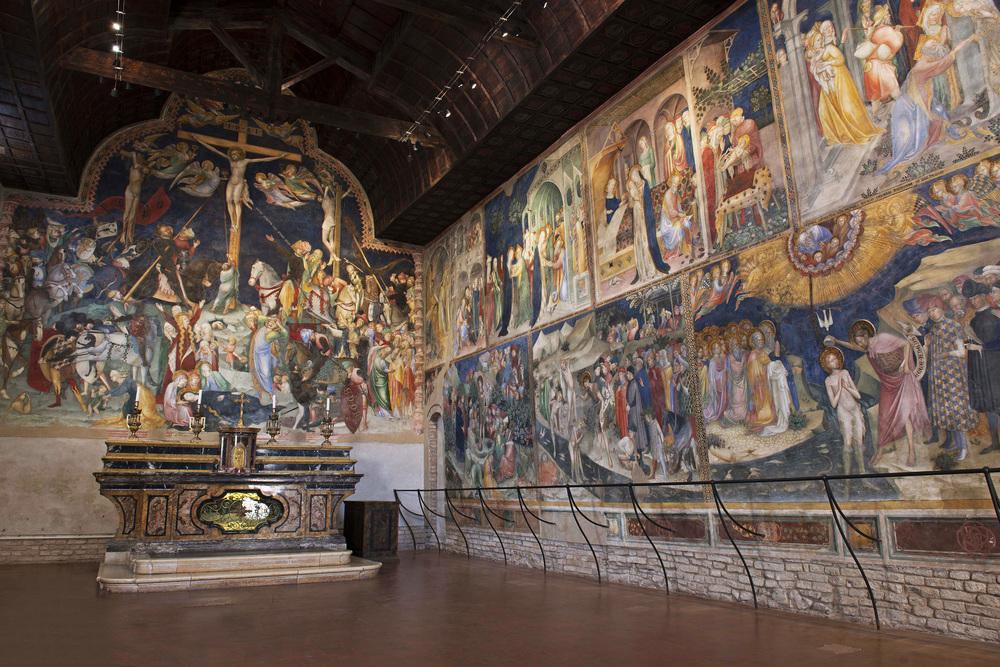 Oratorio di San Giovanni, Urbino