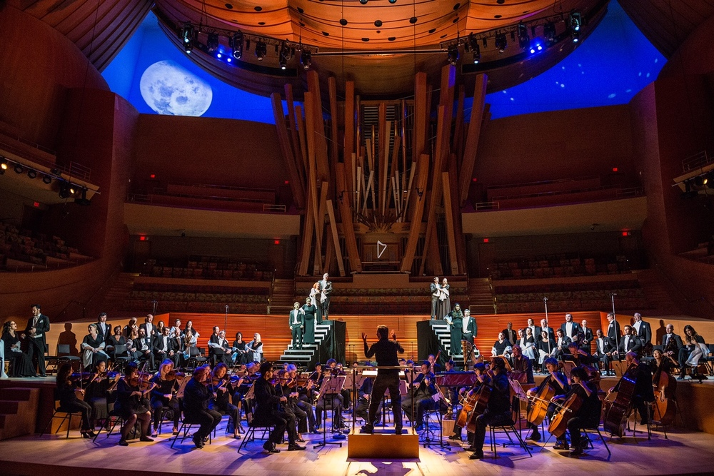 Photo: Jamie Pham / Los Angeles Master Chorale