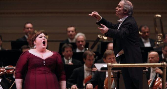 Heidi Melton, soprano. Valery Gergiev, conductor