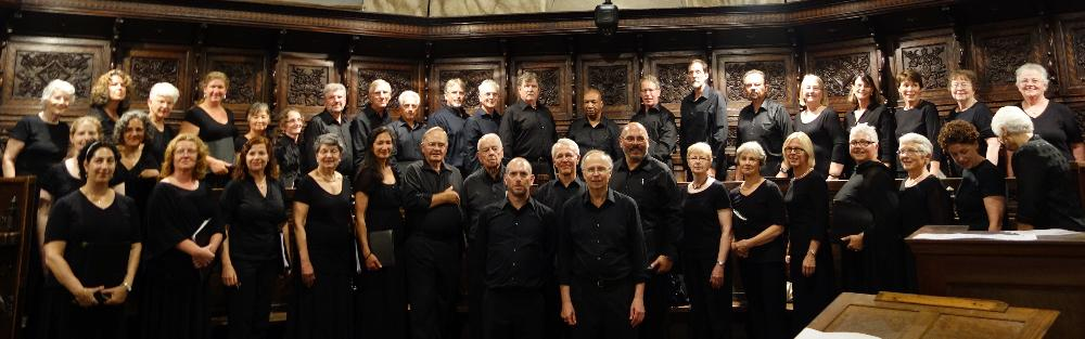 Long Island Symphonic Choral Association (LISCA), of which Gregg Smith was the founder and Conductor Emeritus