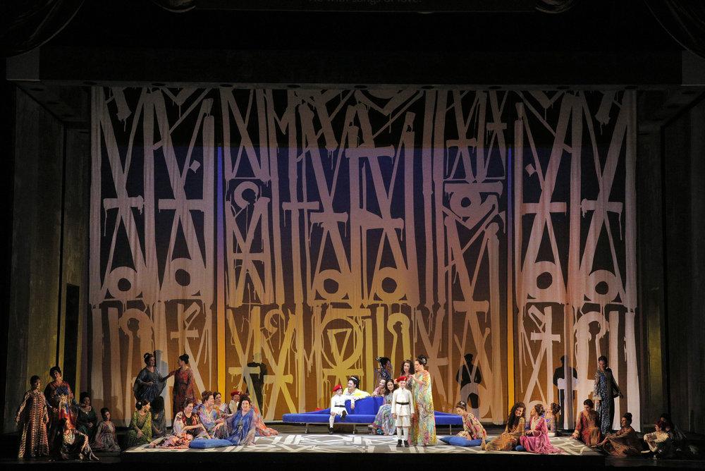 Aida, Act II Scene 1