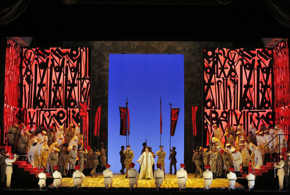 Aida, Act II Scene 2