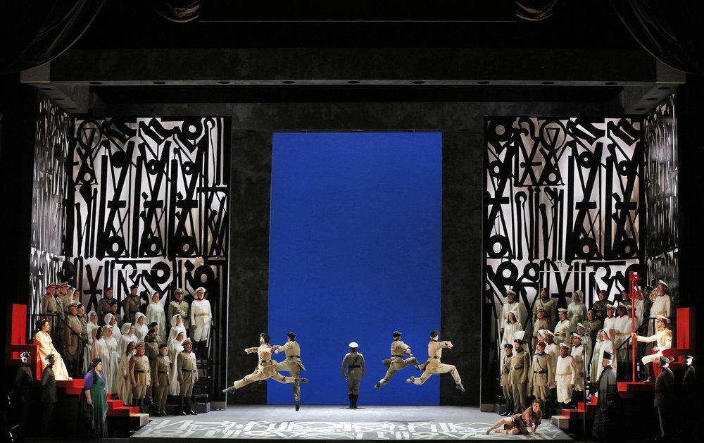 Aida, Act II Scene 2 Ballet