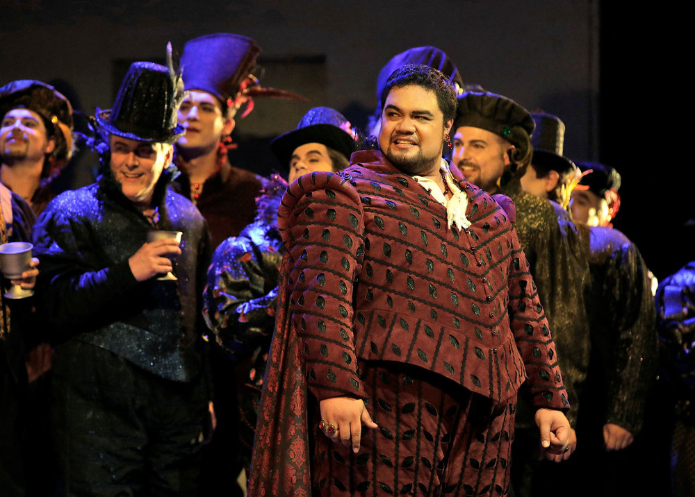 Pene Pati as Duke of Mantua