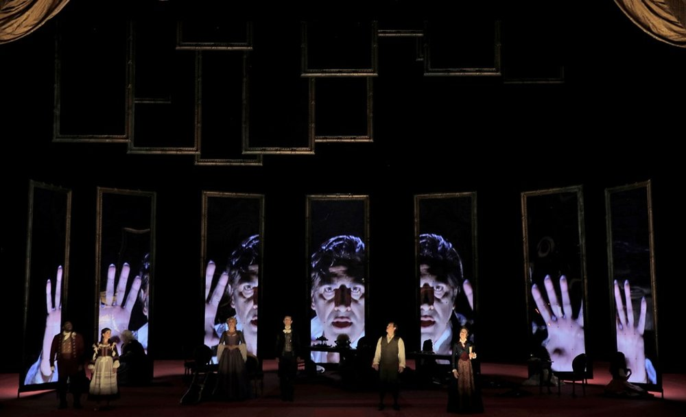 Don Giovanni, Act II
