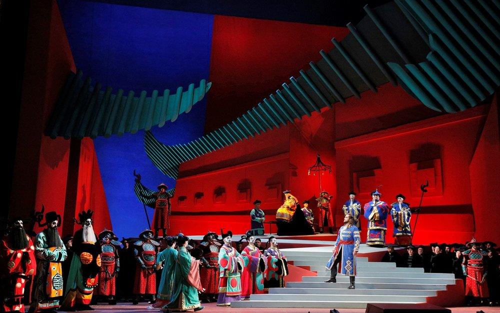 Turandot, Act 2 Scene 2