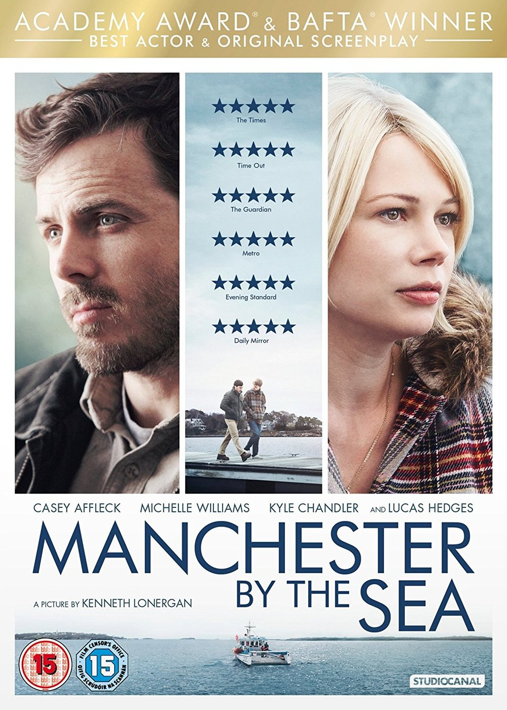 """Manchester by the Sea,"" starring Casey Affleck, uses part of Handel's ""Messiah."""