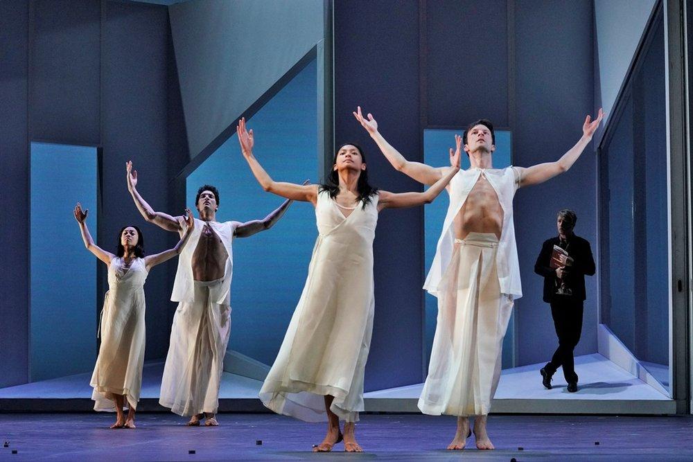 Act II, Elysium Scene