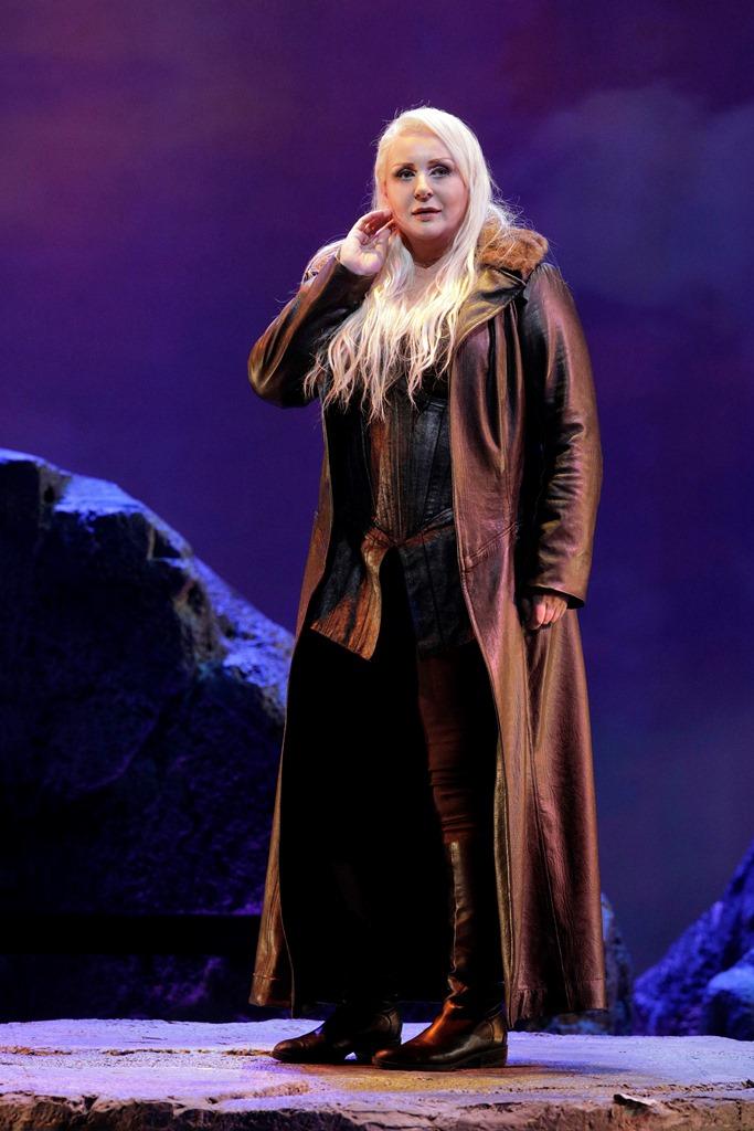Iréne Theorin as Brünnhilde