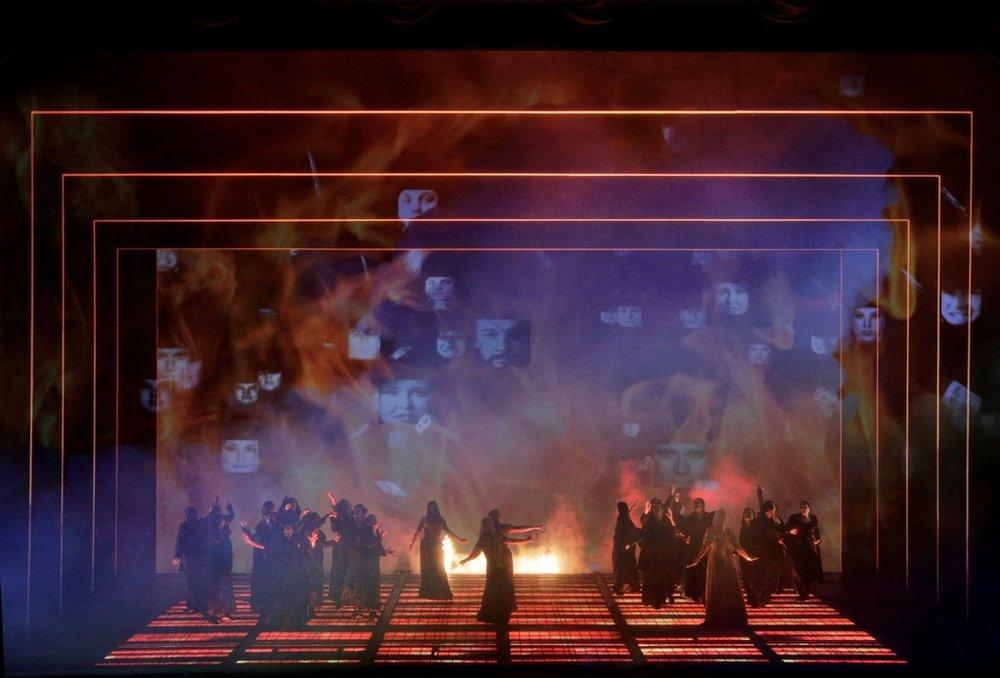Final Scene of   Götterdämmerung