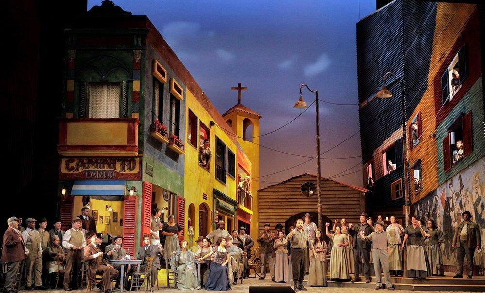 "San Francisco Opera's ""Cavalleria Rusticana"""