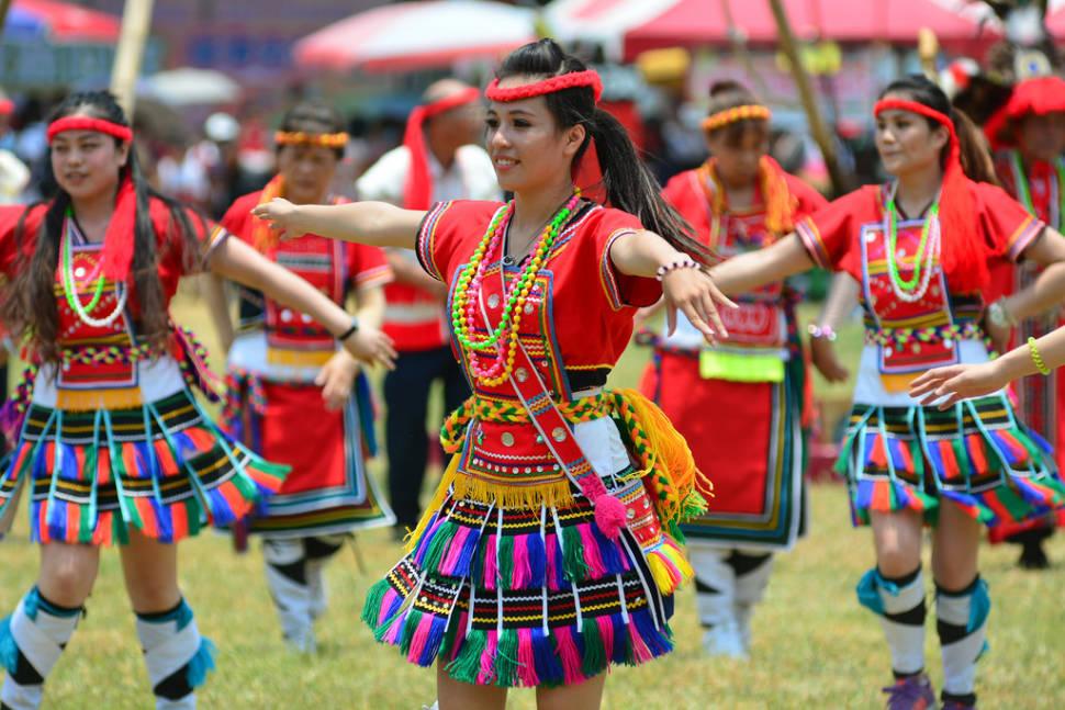 Taiwan's aboriginal tribe