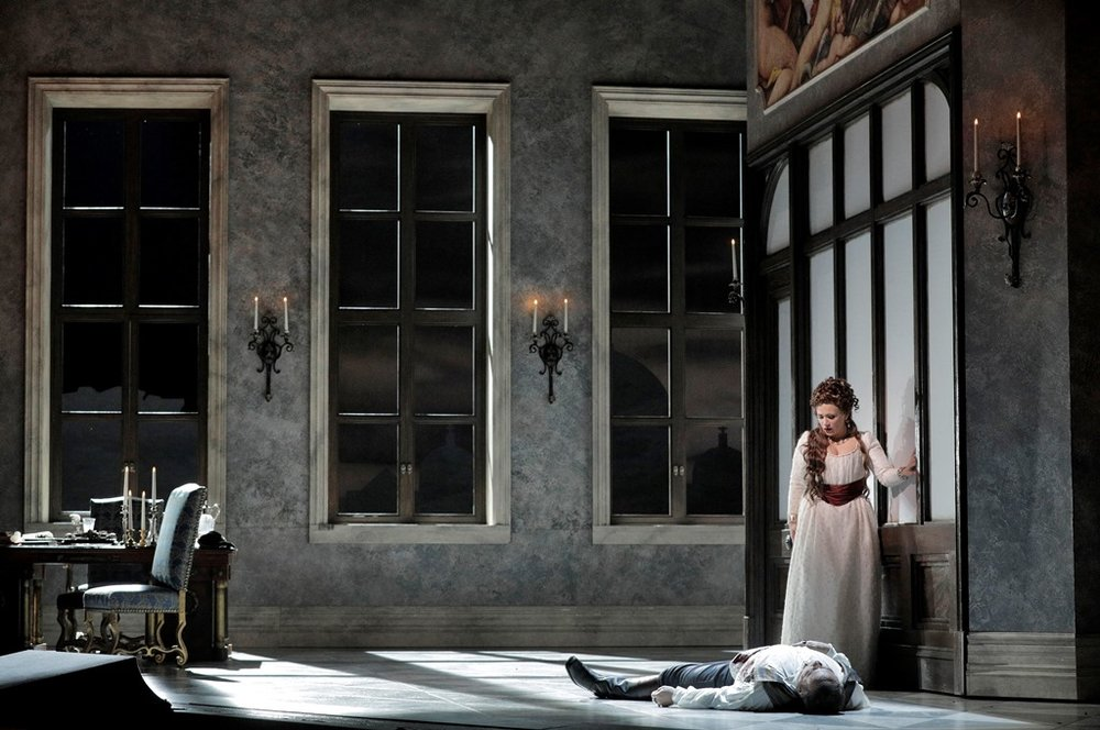 """""""Tosca"""", Act 2"""