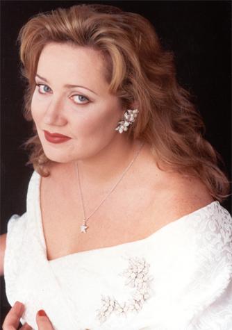 Mezzo-soprano Olga Borodina