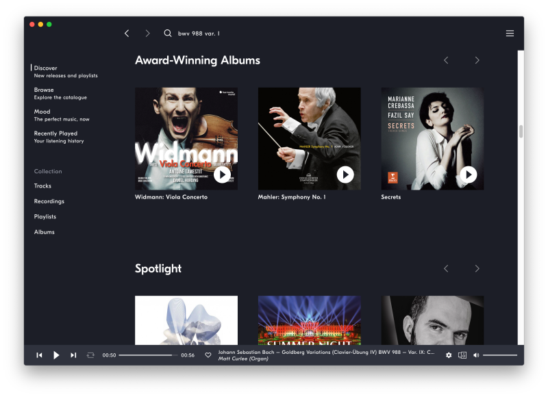 Classical Music Streaming Services - Which One Is Best? — Classical
