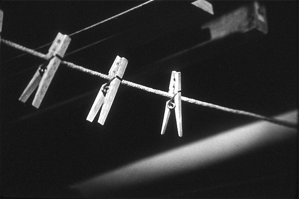 Clothespins, 2002