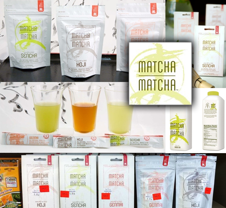 MATCHA MATCHA PACKAGING