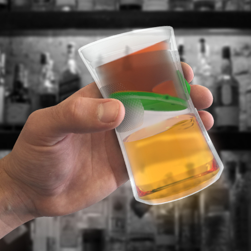 FLIPSHOT - DUAL shot glass