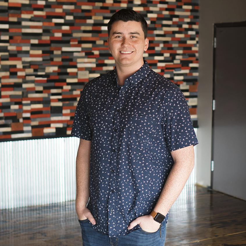 Dylan Casey - Creative Media Pastor