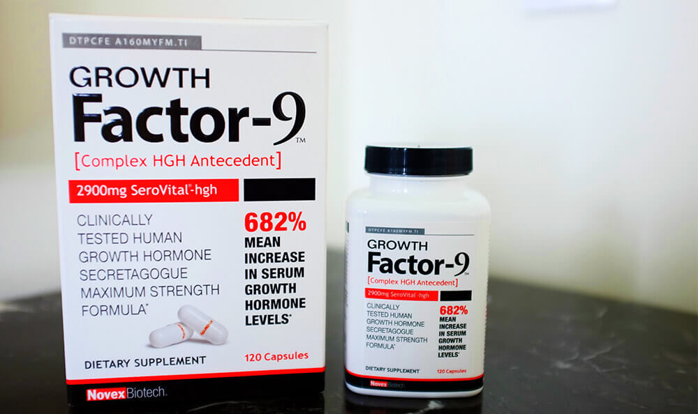 Product Review: Does GROWTH FACTOR 9 Help Build Muscle Mass? — DMP