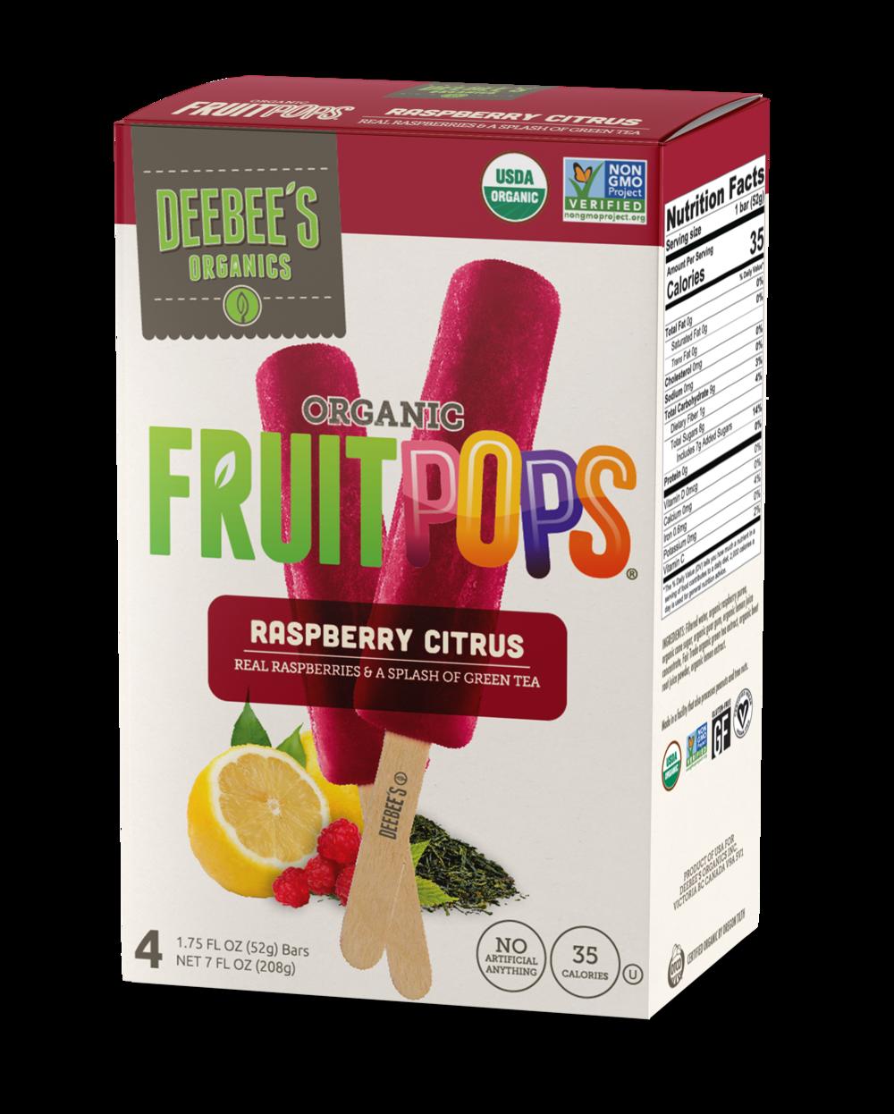 Raspberry Citrus