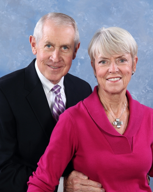 David and Suzy Lyon, members of RPC since 1995