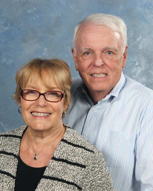 Alan and Nancy VanDyke, members of RPC since 2010