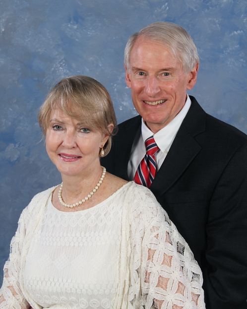 Ben and Holly Wade, members of RPC since 2007