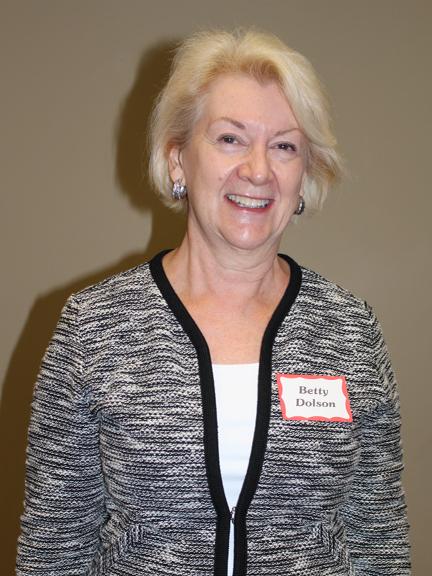 Betty Dolson