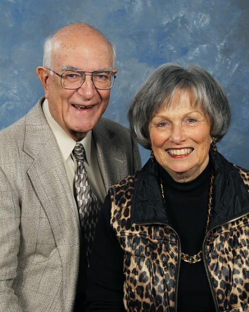 Dr. Paul and Barbara Crank