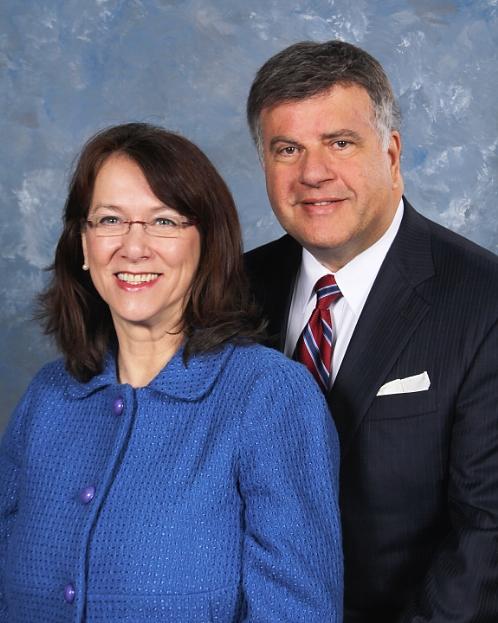 Brenda and David Lorenzo