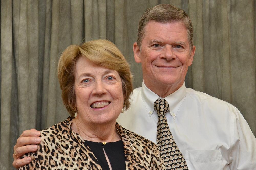 Donna and Jack McCoy