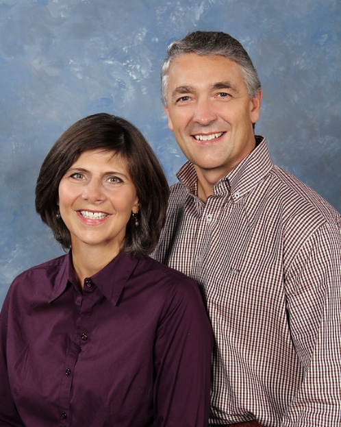 Denise and Steve Seibert