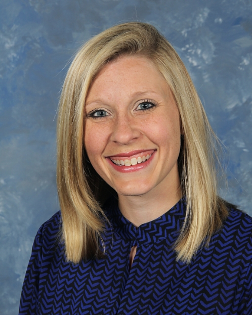 Carrie Weatherford, Director of Children and Family Ministries