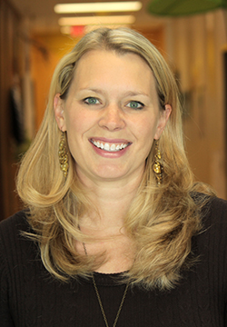 Betsy Homer, Associate Director of Music